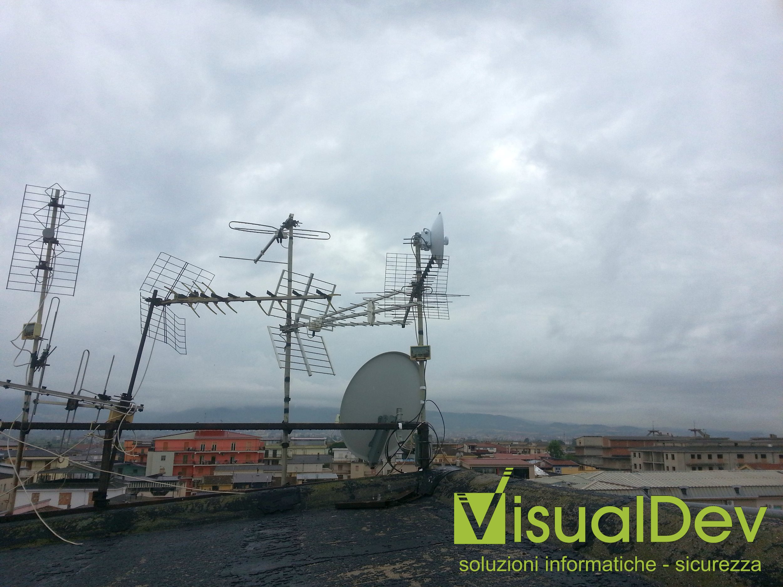 Ponte radio 5Ghz
