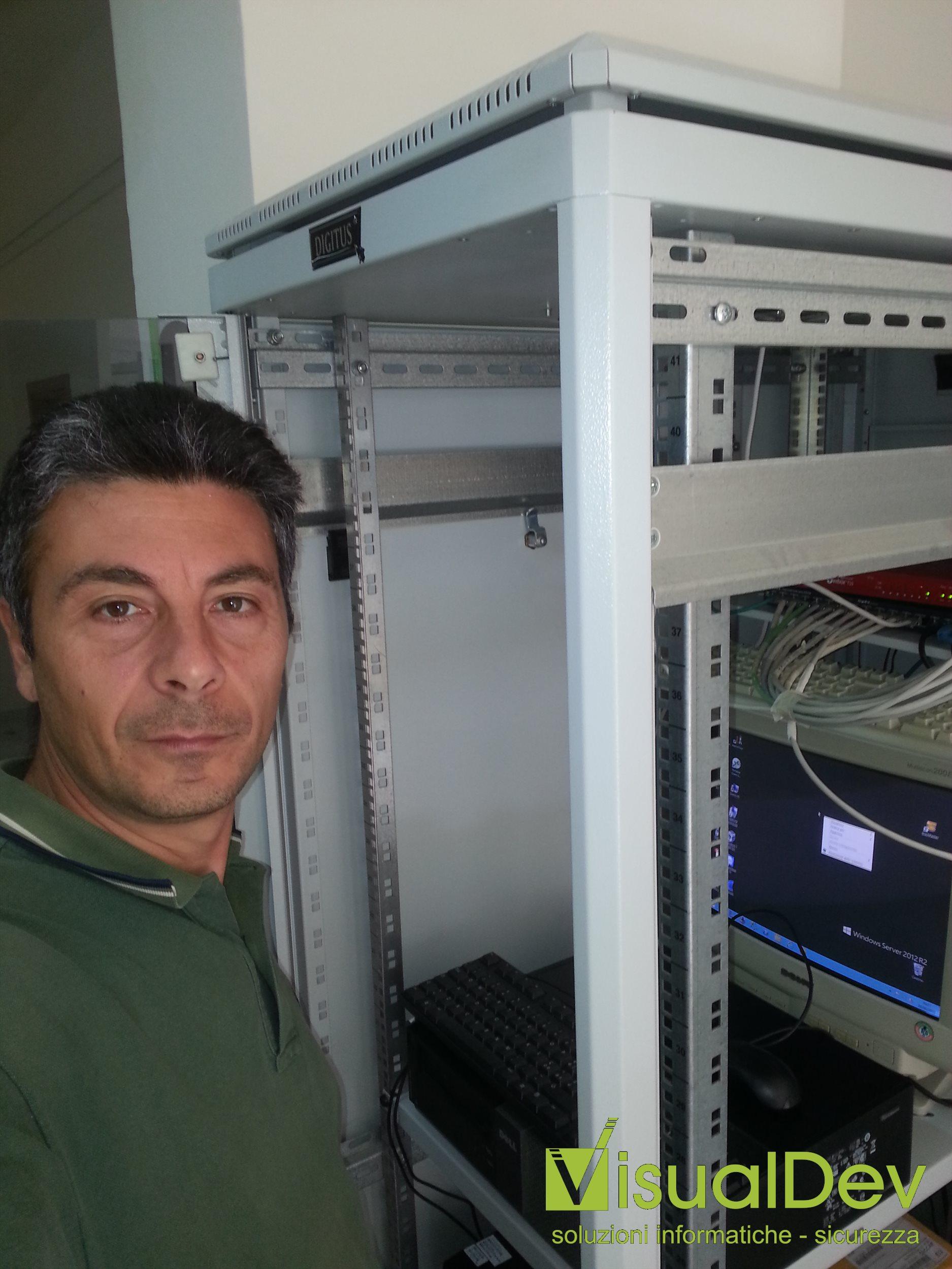 Manutenzione server voip