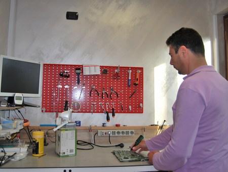 laboratorio visualdev amendolara